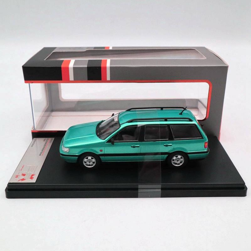IXO Premium X 1:43 V~W PASSAT Break 1993 Metallic Light Green PRD521 Limited Edition Collection