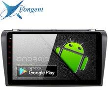 Android 9.0 Unità per Mazda 3 Mazda3 Radio 2006 2007 2008 Auto di Navigazione GPS RDS Radio Multimediale Stereo 4 GB 64 GB DSP TPMS Audio