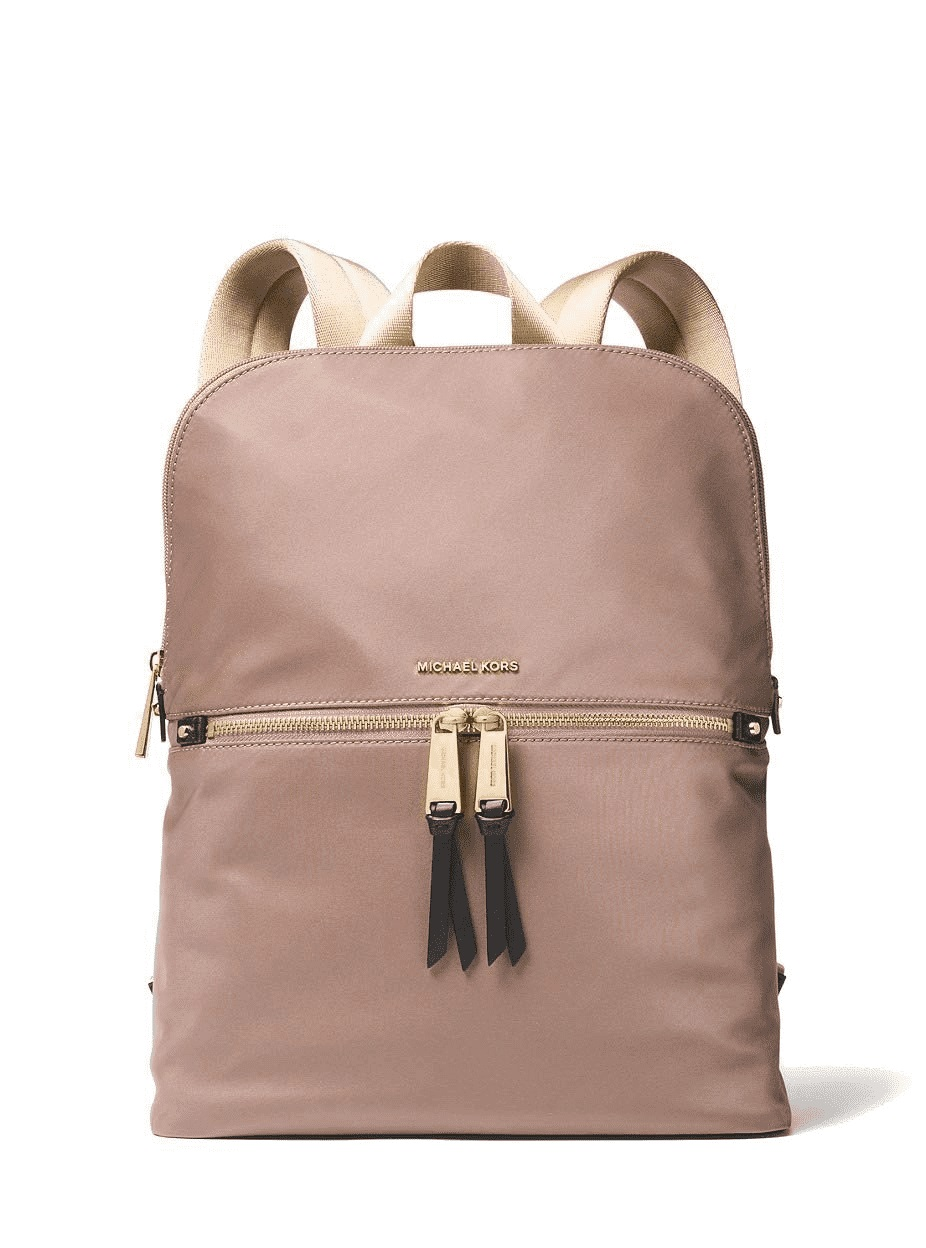 Michael Kors Polly Slim BackPack Medium Luxury Backpacks For Women Bags  Designer by MK-in Backpacks from Luggage & Bags on Aliexpress.com | Alibaba  Group