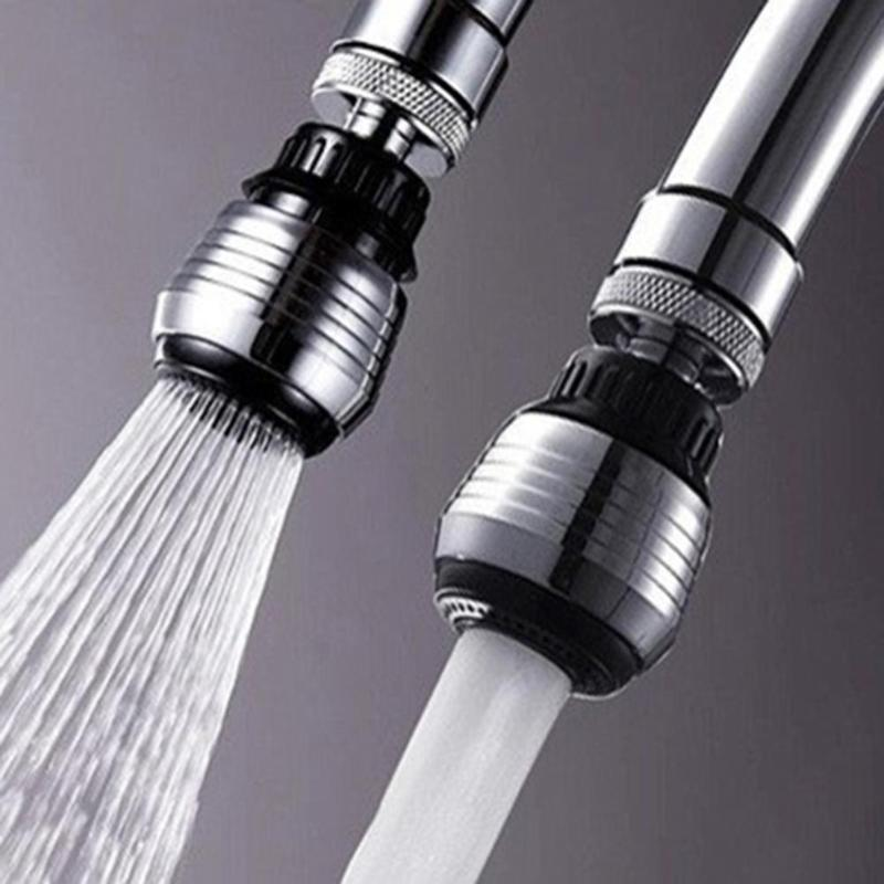 360 degree Rotary Universal Water Saving Tap Faucet Bubble Aerator Nozzle Filter Silver Color Diffuser Faucet Nozzle Filter360 degree Rotary Universal Water Saving Tap Faucet Bubble Aerator Nozzle Filter Silver Color Diffuser Faucet Nozzle Filter