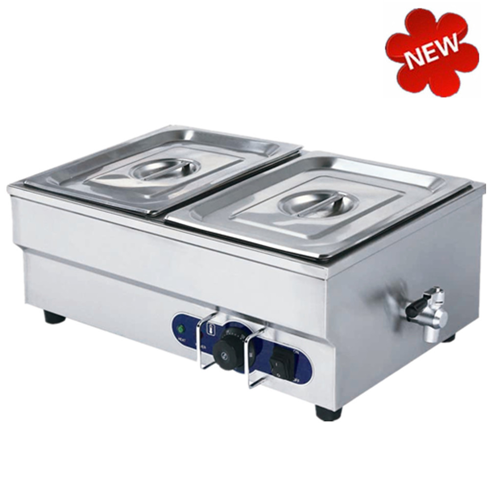 Commercial Buffet Food Bain Marie Stainless Steel Soup Stock Pots For Commerical Kitchen Food Warmer Catering Equipment MachineCommercial Buffet Food Bain Marie Stainless Steel Soup Stock Pots For Commerical Kitchen Food Warmer Catering Equipment Machine