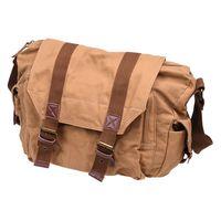 fashion Canvas Messenger Multi purpose Camera Bag