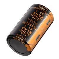 electrolytic capacitor Mayitr 4pcs 30*50mm Replacement Electrolytic Capacitor For ELNA AUDIO 63V 10000UF (3)