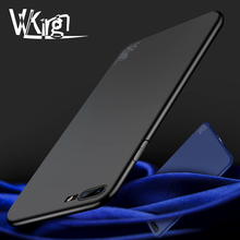 VVKing For Iphone 7 8 Plus Luxury Candy Color Matte Soft TPU case X XS Max XR Phone Case For Iphone 6 6s plus Slim Back Cover