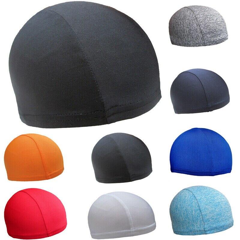 Unisex Helmet Under Cap Running  Skull Cap  Cycling Helmet Liner Beanie Hat