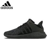 цена ADIDAS EQT Support 93/17 Boost Original Men Running Shoes Mesh Breathable Support Sports Sneakers For Men Shoes #BY9512 онлайн в 2017 году