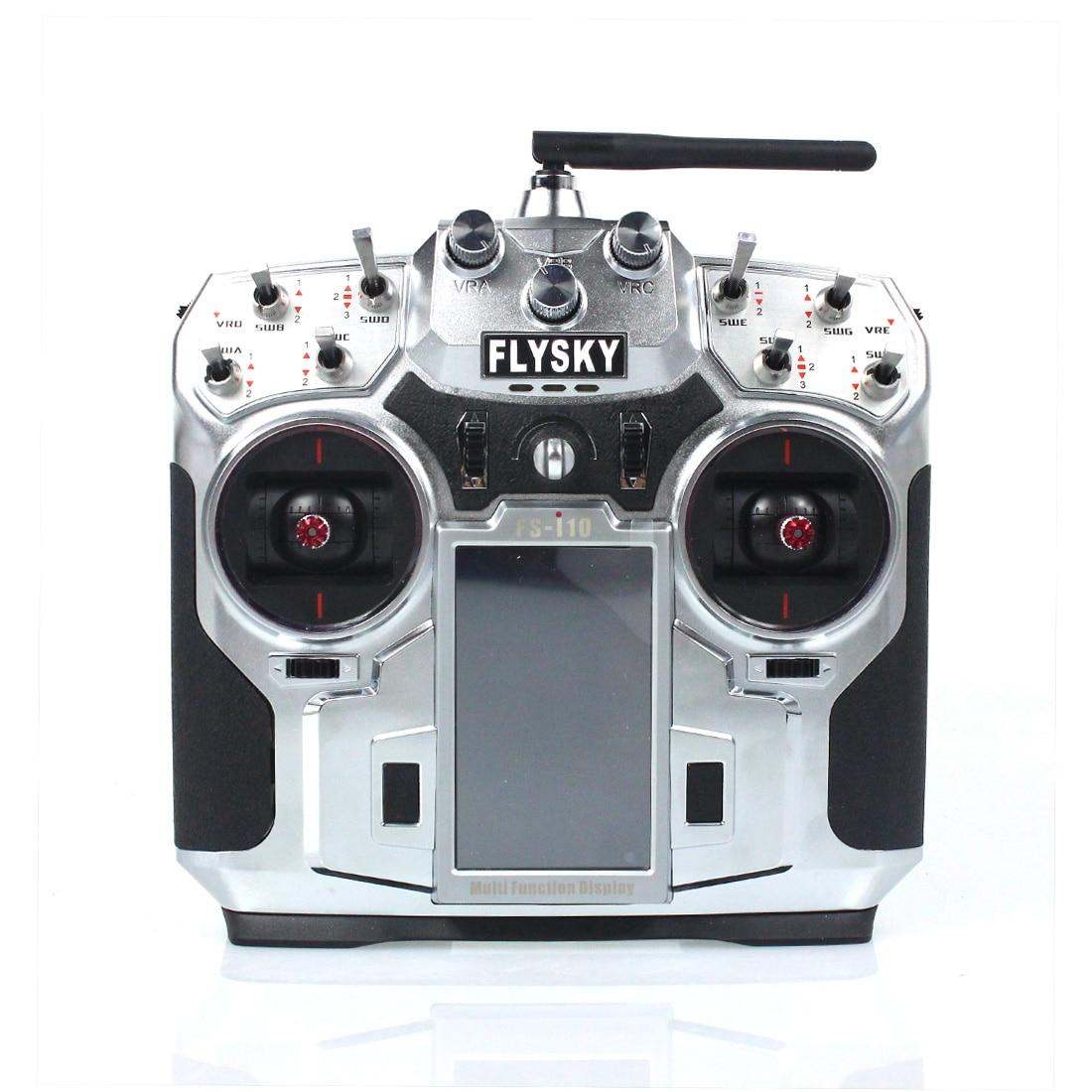 F16276/F16277 FS FlySky FS-i10 T6 2.4g Digital Proportional 10 Channel Transmitter And Receiver System 3.55