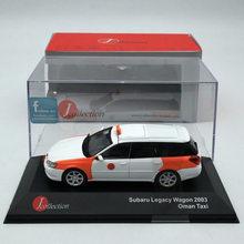 J Collection 1:43 SUBARU Legacy Wagon Oman TAXI 2003 JC284 Limited Edition fifa 18 legacy edition [ps3]