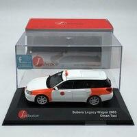 J Collection 1:43 SUBARU Legacy Wagon Oman TAXI 2003 JC284 Limited Edition