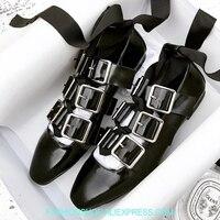 Женские балетки из мягкой кожи на плоской подошве, с пряжкой, со шнуровкой, с квадратным носом; летние лоферы; zapatos mujer; пикантная женская обув