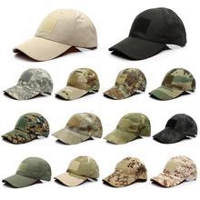 New Adjustable Camo Camouflage Baseball Cap Men Outdoor Hunt
