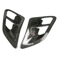 Carbon Fiber Air Vents for Porsche 911 997 Turbo Air Intake Frame Full Carbon Fiber