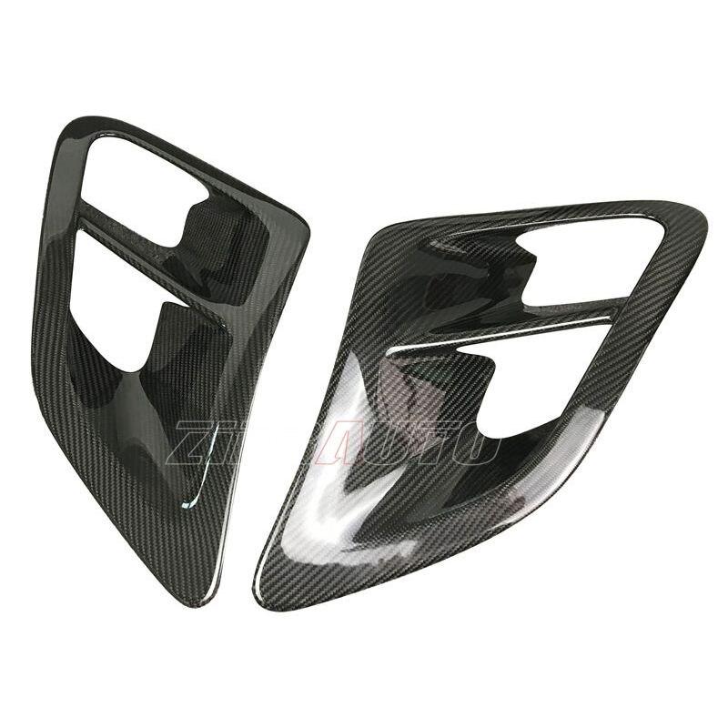 Carbon Fiber Air Vents für Porsche 911 997 Turbo Air Intake Rahmen Volle Carbon Faser