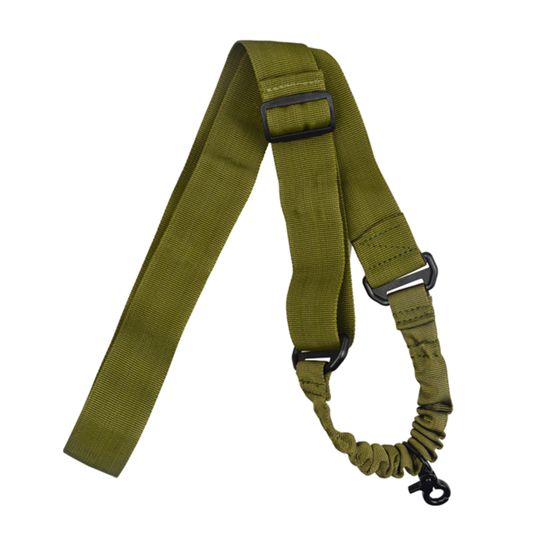 MODIKER 1pc Adjustable Nylon Single Point Tactical Straps Rope Universal Tactical Belt FOR Airsoft Outdoor Toys