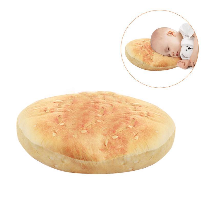 Stofftiere & Plüsch Unter Der Voraussetzung Burrito Decke Baby Mehl Tortilla Swaddle Kissen Schlaf Kissen 3d Simulation Krapfen Kekse Kissen Plüsch Spielzeug