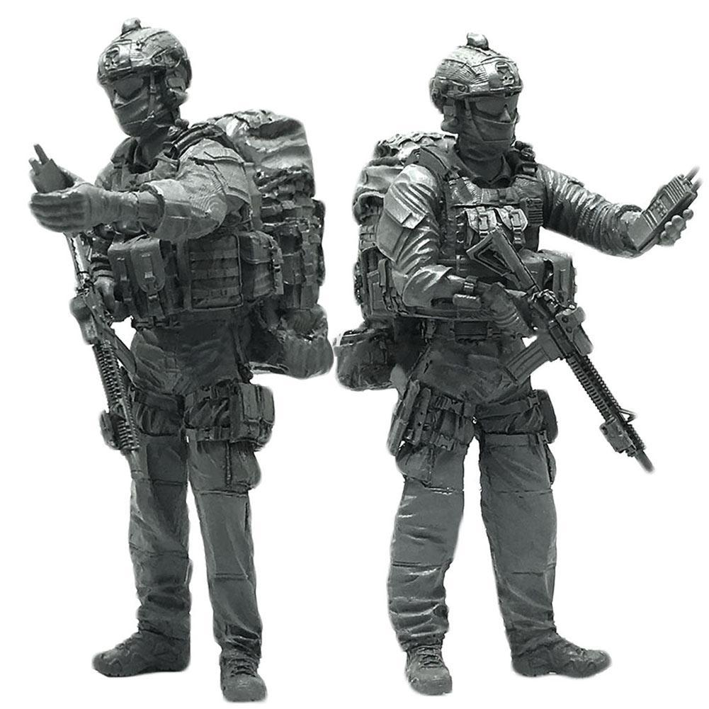 1/35 Modern Navy Seal Team Scout Troop Resin USK-05