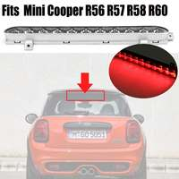 1x Car Third Brake LED Light Lamp Clear Lens Rear LED Third Brake Light Lamp For BMW for Mini Cooper R56 R57 R58 R60 2007 14