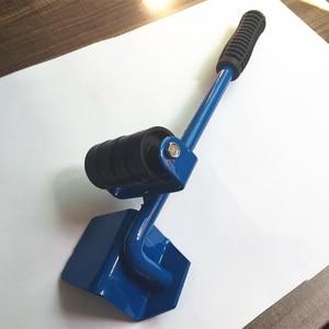 Image 5 - 5 sztuk profesjonalne meble Transport podnośnik zestaw narzędzi ciężkie spożywczych ruchu narzędzia ręczne zestaw Wheel Bar Mover urządzenie