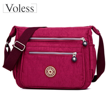 New Casual Women Messenger Bags for Women Waterproof Nylon Handbag Female Shoulder Bag Ladies Crossbody Bags Bolsa Sac A Main