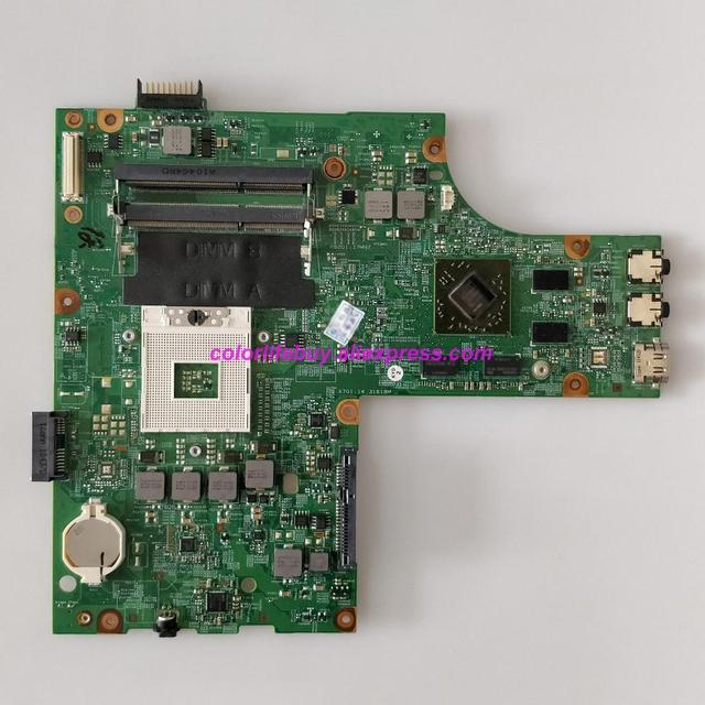 Véritable CN 0K2WFF 0K2WFF K2WFF 48.4HH01.011 HM57 ordinateur portable carte mère pour Dell Inspiron 15R N5010 ordinateur portable