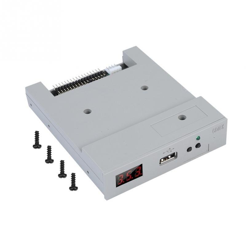 SFR1M44-U100 3.5in 1.44MB USB SSD Floppy Drive Emulator Plug And Play