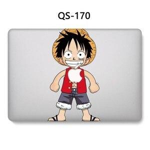 Image 4 - ラップトップのためのノー macbook 13.3 インチ 15.4 Macbook Air Pro の網膜 11 12 ケースとスクリーンプロテクターキーボード入り江