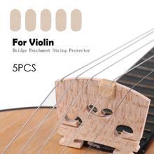 Protectors Viola-Parts-Accessories Violin E-String Stringed-Instruments-Light Bridge