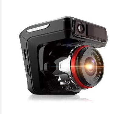 3 In1 Auto Dvr Camera 2.4 Radar Detector X7 Russische Versie Volledige Band X Ku K Ka plus laser 150 Graden Lens Gps Tracker Logger - 2