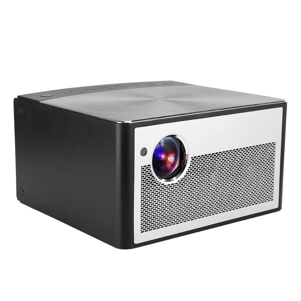 Heim-audio & Video Unterhaltungselektronik Unparteiisch H1 Wahre 3d Hd 1080 P Dlp Hause Im Freien Mini Projektor 110-240 V 2019 Neue Durch Wissenschaftlichen Prozess