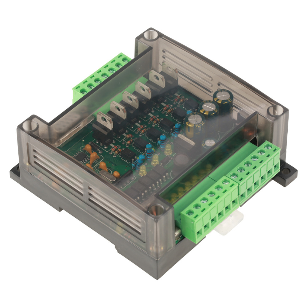 FX1N-10MT 4 Output Point Industrial Controller Board Construction for Metallurgy