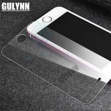 9H Ultra-Thin Tempered Glass For iPhone 5 5S SE 5C Screen Protectors 2.5D Protective Glass For iPhone 4 4s Glass On Cover Film electroplating tempered glass mirror screen guard film for iphone 5 5s 5c
