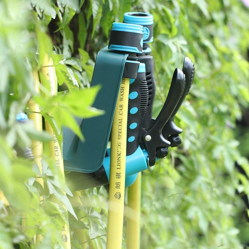 1psc Hots все настенные садовый шланг держатель трубы Кронштейн подходит для хранения кабеля вешалка сарай забор