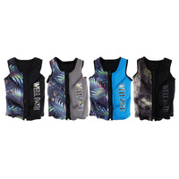 Perfeclan Kids Junior Life Jacket Vest Floats for Boys Girls Swimming Sailing Camping CE Approved