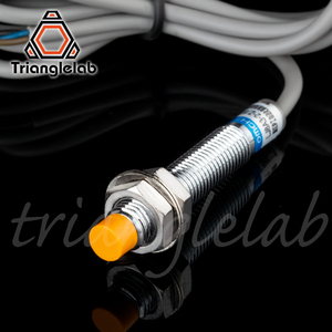 trianglelab M8 inductive proximity sensor DC5V 3-wire 2mm for 3D printer Z probe auto bed leveling CR10 ENDER3(China)