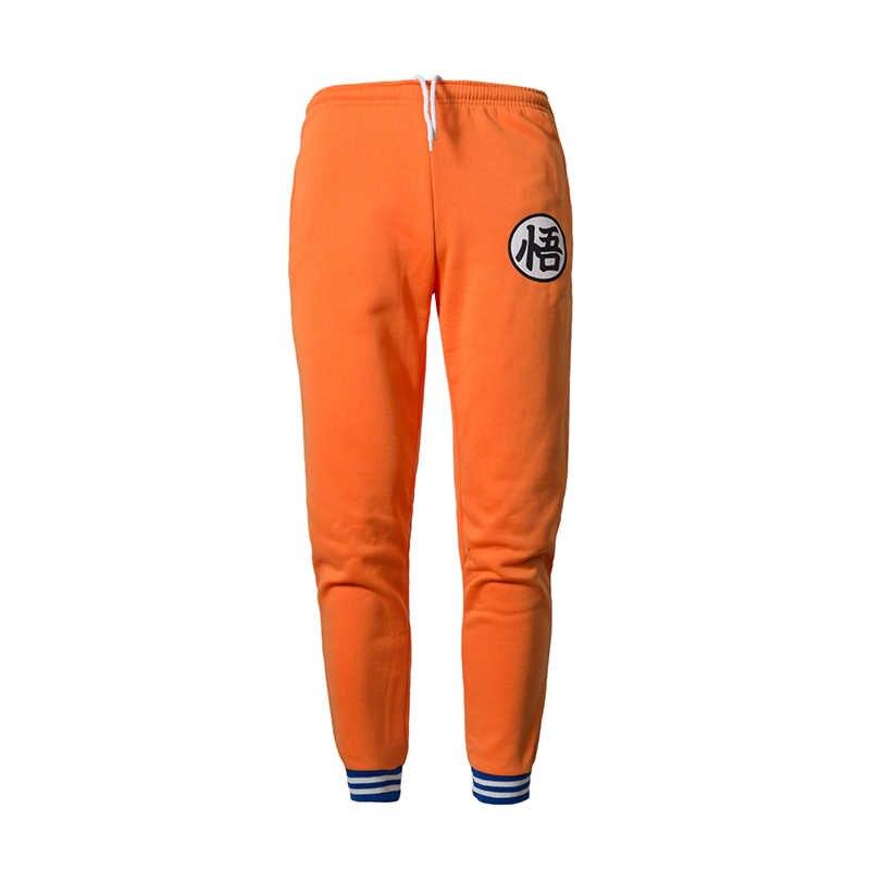 ... 2018 New Anime Sweatpants Dragon Ball Z Pocket Harem Pants Goku Trousers  Men Jogging Pants Male ... 31dd57d4555