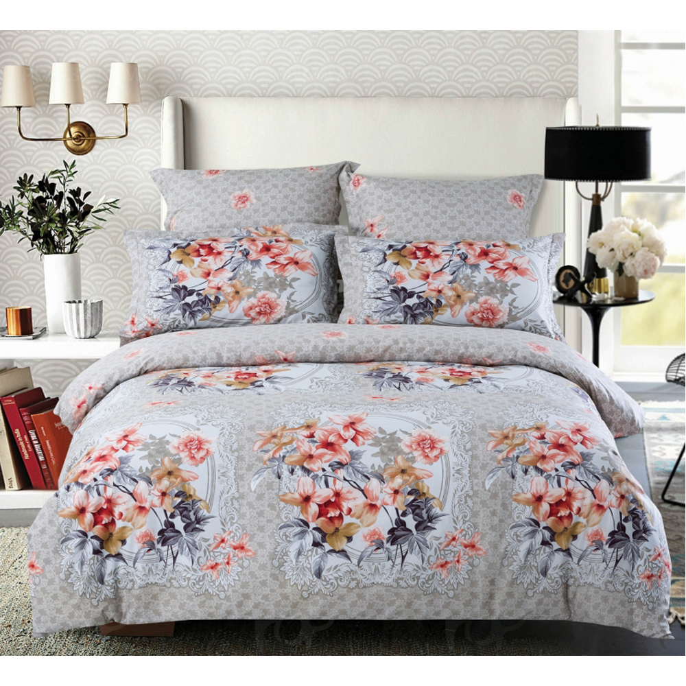Bedding Set SAILID B-164 cover set linings duvet cover bed sheet pillowcases TmallTS checker knot bikini set