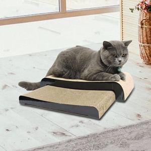 Image 3 - Drapak dla kota tektura falista koty drapak szlifowanie paznokci interaktywne meble ochronne drapak dla kota zabawka 4