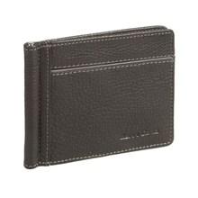 Зажим для денег Gianni Conti 1817466 dark brown