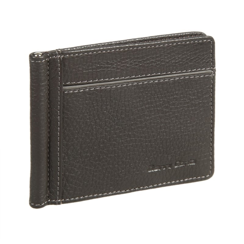 Money clip Gianni Conti 1817466 dark brown