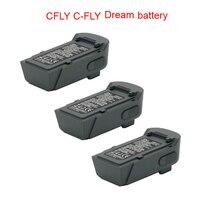 11,4 в 1000 мАч Lipo батарея для CFLY C-FLY мечта/JJRC X9 RC Quadcopter Drone запасных Запчасти интимные аксессуары