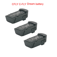 11.4V 1000mAh Lipo Battery For CFLY C FLY Dream/ JJRC X9 RC Quadcopter Drone Spare Parts Accessories CFLY Dream Battery