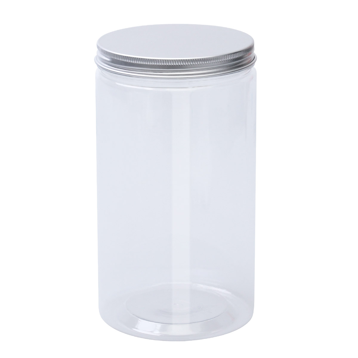 1Pc Sealed Jars Durable Plastic Non-toxic 1280ml Empty Bottle Storage Containers For Scented Tea Food Cream Lotion