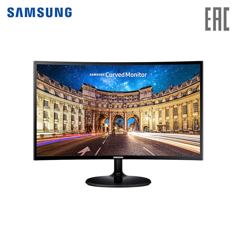 Monitor Samsung 27 C27F390FHI monitor 19