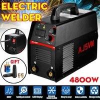 220V 6.2KVA ZX7 225 Electric IGBT Welder Inverter MMA/ARC Welding Soldering Machine 20A 225A
