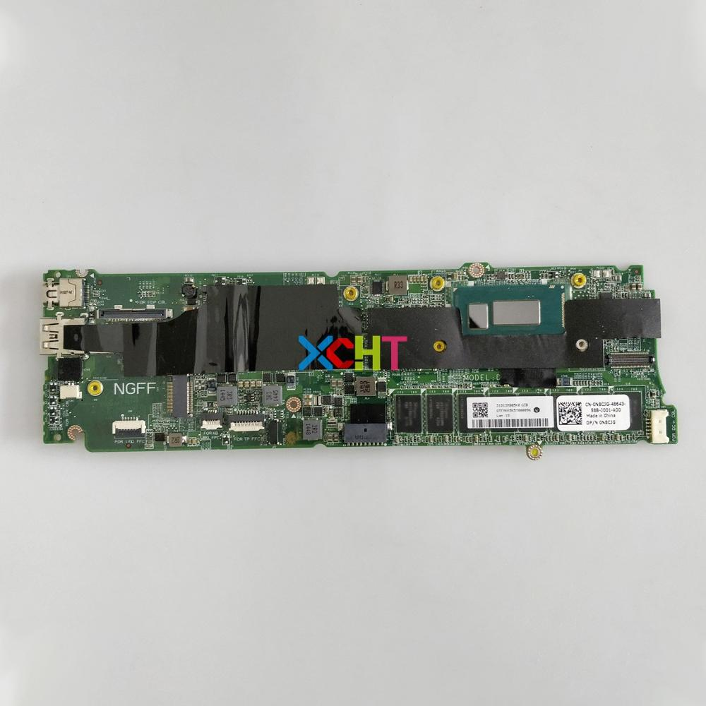 CN-0N8CJG 0N8CJG N8CJG DAD13CMBAG0 w I7-4510U CPU 8GB RAM for Dell XPS 13 9333 Laptop PC NoteBook Motherboard Mainboard