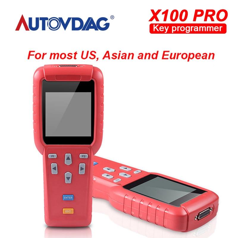 US $203 15 15% OFF|Xtool X100 PRO Auto Key Programmer Reset ECM & reset  immobilizer ECU programming EEPROM Code Reader Mileage adjustment OBD2 -in