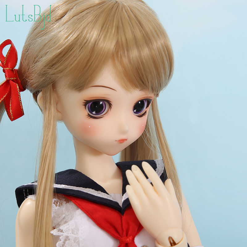 LUTS Kid Delf Girl COCO fullset doll Cute Resin Figures Toy Gifts For Girls Birthday Xmas