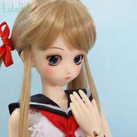 Luts キッド Delf ガール COCO フルセット人形かわいい樹脂おもちゃのギフトをフィギュアのための誕生日クリスマス Iplehouse Popal DoD 1/4 BJD 人形