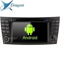Ips Android автомобильный DVD мультимедийный для Mercedes Benz E G Class W209 W211 W219 W463 gps навигационная система стерео радио