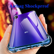 luxury shockproof tpu phone battery back cover case for xiaomi 6 8 lite SE A2 redmi note 7 note 3 4X 64GB 5 6 pro 5A 5 plus 6A(China)